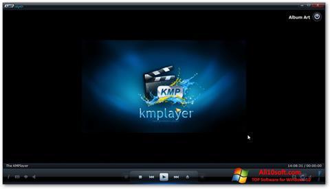 Captură de ecran KMPlayer pentru Windows 10