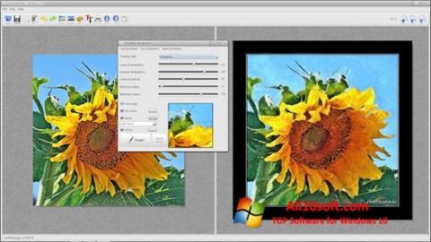 Captură de ecran FotoSketcher pentru Windows 10