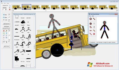 Captură de ecran Pivot Animator pentru Windows 10