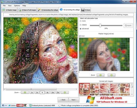Captură de ecran Photo Collage pentru Windows 10