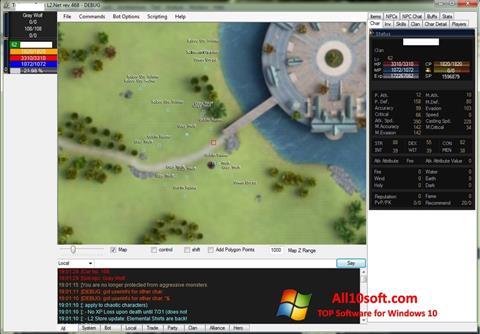 Captură de ecran UoPilot pentru Windows 10